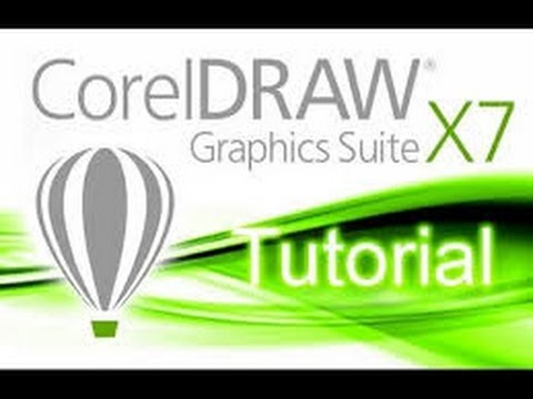 Coreldraw X7 Tutorial For Beginners