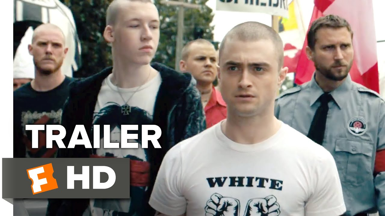 In Theaters & VOD. Defend your Nation. Become your Enemy. Daniel Radcliffe is undercover white supremacist in 'Imperium' [Trailer]