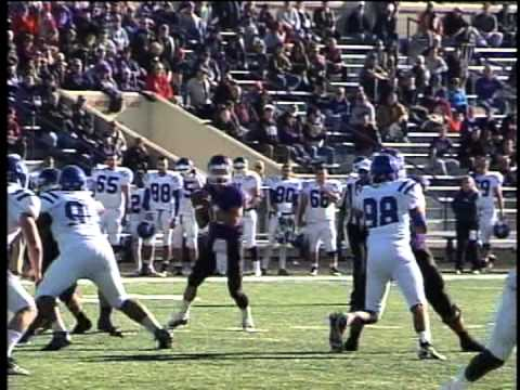 Mount Union - Christopher Newport Highlights (11/18/12)