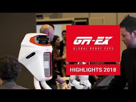 Global Robot Expo 2019