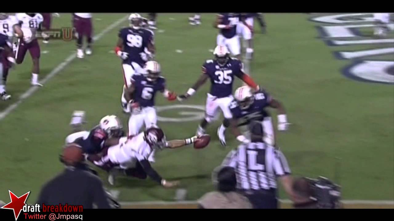 Johnny Manziel vs Auburn (2012)