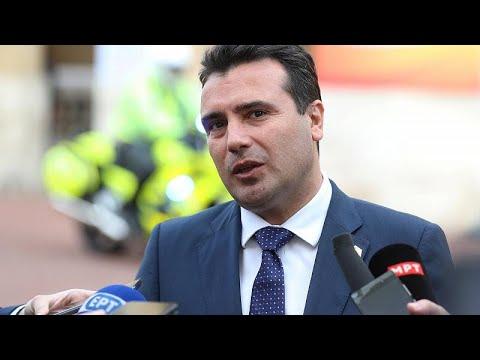 Ζ.Ζάεφ: Κάποιοι πληρώνουν για βίαιες ενέργειες στα Σκόπια πριν το δημοψήφισμα…