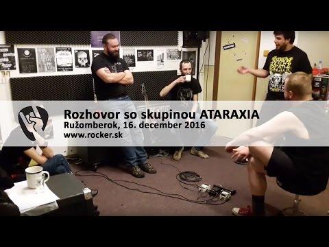 S kapelou Ataraxia (nielen) o novom albume