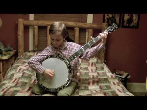 8yr Old Banjo Prodigy