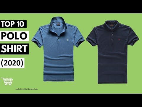 Top 10 Best Polo Shirt For Men видео