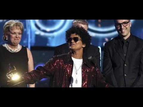 Grammy-Verleihung: Retro-Funker Bruno Mars räumt ab