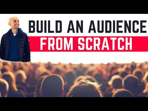 How to Build an Audience (Even if Youre a Nobody)