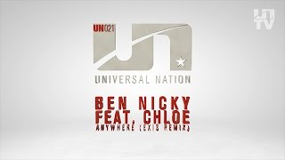 "Get it here: https://un.choons.at/021 As one of our most successful releases in 2016, ""Anywhere"" by Ben Nicky feat. Chloe now received an exclusive quality ..."