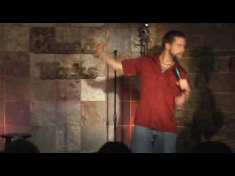 Disaboom: Josh Blue: Comedy Works (1 of 6)