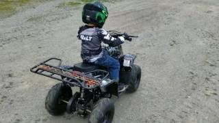 9. Taotao B1 Boulder 110cc atv quad 4 year old