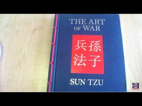 Off the Preppers Book Shelf (EP#9) The Art of War