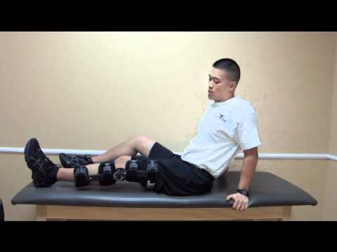 TMI Sports Medicine - Post-Operative Knee Brace Use
