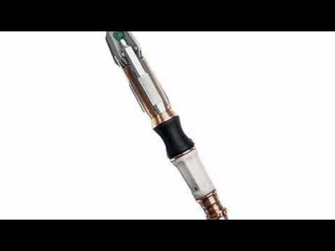 Video Video analysis of the Eleventh Doctor Sonic Screwdriver Flashlight