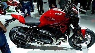 8. 2019 Ducati Monster 1200 R