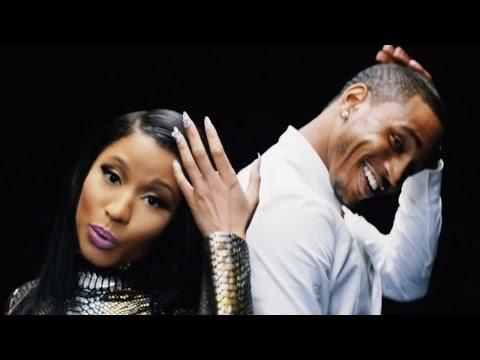 Trey Songz & Nicki Minaj Debut 'Touchin, Lovin' Interactive Music Video
