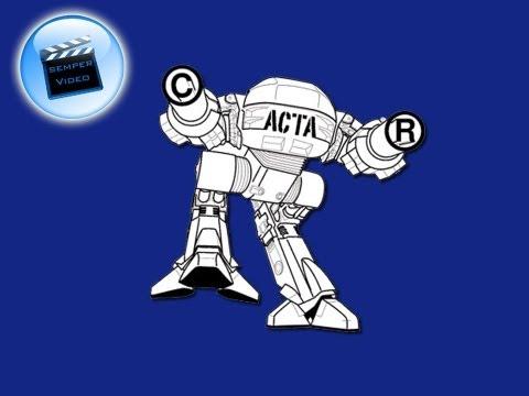 ACTA und das Internet