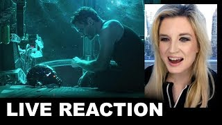 Avengers 4 Trailer REACTION by Beyond The Trailer