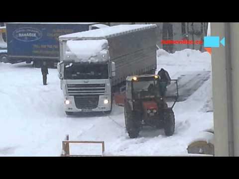 Sněhová-Kamiónová