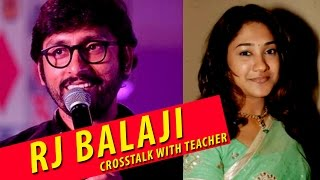 Video RJ Balaji Cross Talk with Class Teacher | 2016 Hits | Sema Kalai MP3, 3GP, MP4, WEBM, AVI, FLV November 2017