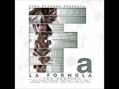 Mix La Formula – Pina Record's – Dj Titin – 2012