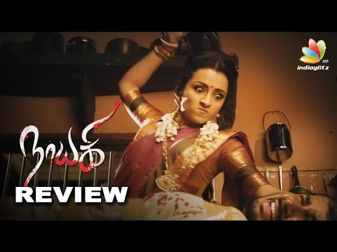 Trishas-Nayaki-Tamil-Movie-Review