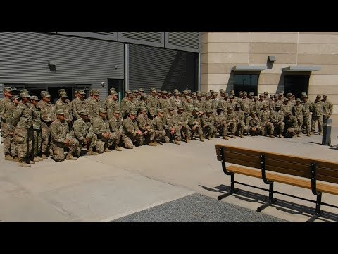 Earlier this week, Gen. Joseph Lengyel, Chief of the National Guard Bureau, paid a visit to Camp Lemonnier Djibouti . The General spent time with Soldiers and Airmen, even having lunch with members of the Texas Army National Guard, Task Force Bayonet.