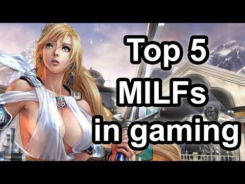 milf - While video games generally tend to focus on the young-guns, just where would some of our favourite heroes and villains be without their mummies? Part sexine...
