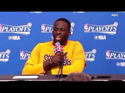 Golden State's Draymond Green Goes off on Reporter, Who's Later Fired