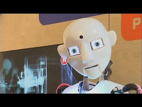 Robostation: Μεγάλη έκθεση με ρομπότ στη Μόσχα – hi-tech