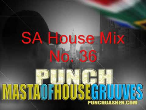 South African House Music Mix N0.36
