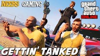 GTA 5 Online - Gettin' Tanked - Episode #6
