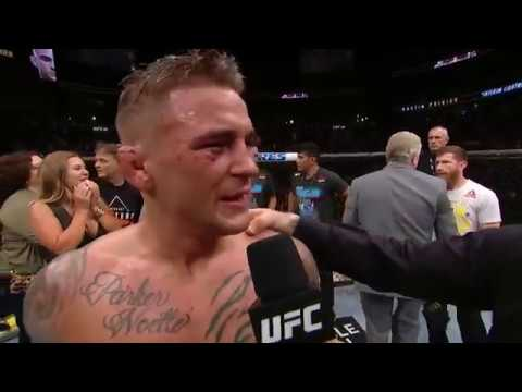 Download UFC 236: Dustin Poirier and Max Holloway Octagon Interview HD Mp4 3GP Video and MP3