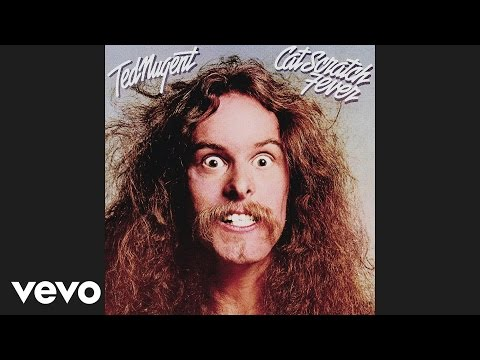 Ted Nugent - Cat Scratch Fever (Official Audio)