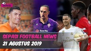 Video Cristiano Ronaldo Dibully 😌 Ribery ke Fiorentina ⚽ Hazard Membaik 👍 Berita Bola Terbaru MP3, 3GP, MP4, WEBM, AVI, FLV September 2019