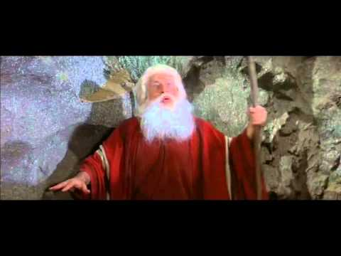 History of the World Part 1 (Mel Brooks) - Old Testament - Moses - Ten Commandments