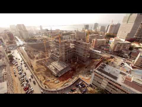 Cidades angolanas renascem