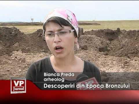 Descoperiri din Epoca Bronzului