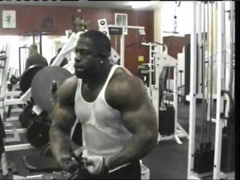 bodybuilding arm routine - KALI MUSCLE SHOWS HIS ARM ROUTINE BEFORE HE STARTED COMPETING IN BODYBUILDING SHOWS.
