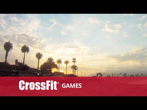 Beach - This video was played for the individual athletes in the Monday night dinner at the Stub Hub Center. The CrossFit Games -- (http://games.crossfit.com) The CrossFit Games® - The Sport of...