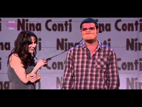 Ventriloquist Turns Audience Member Into Dummy