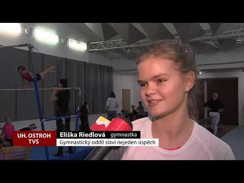 TVS: Uherský Ostroh - Gymnastika