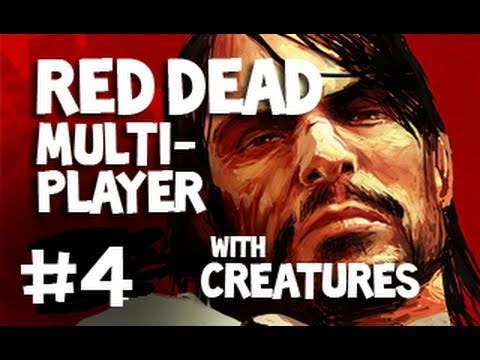 Red Dead Redemption w/ Ze, Chilled, and Junk - Part 4 (Live Commentary)