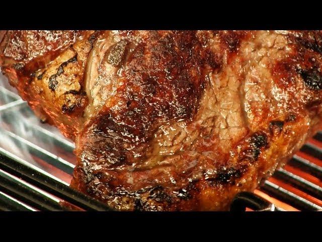 Primo Porterhouse Reverse Sear Recipe