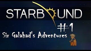 Ein erstes Video von Starbound Wir folgen Sir Galahad auf seinen Abenteuern in Universum Ich hoffe es hat euch gefallen und ihr...