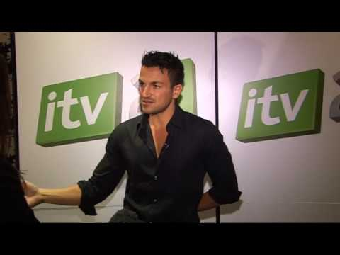 Peter Andre shows his side of Katie split on TV