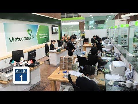 Vietcombank: Đặt mục tiêu lợi nhuận vươn tầm thế giới - Thời lượng: 65 giây.