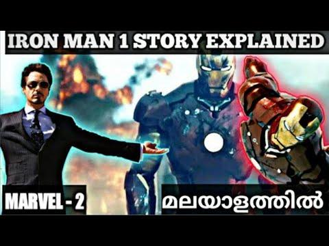 IRON MAN 1 (2008 )അയൺ മാൻ movie explained in malayalam | Filmy malayali | hollywood for malluz