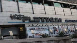 Platinum Fashion Mall Bangkok Thailand - Best Wholesale Prices In Asia - HD