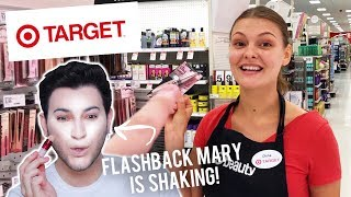 TARGET EMPLOYEE PICKS MY FULL FACE OF DRUGSTORE MAKEUP... IT WAS ROUGH! by Manny Mua