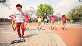 TEMPURA KIDZ feat. Daichi in Basketball Court